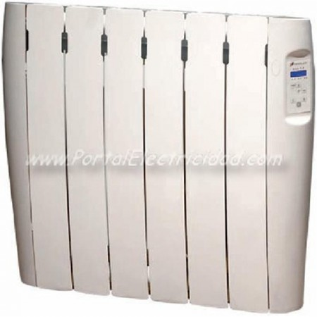 Comprar radiador de bajo consumo rcm 12 1500w haverland - Radiador aceite bajo consumo ...