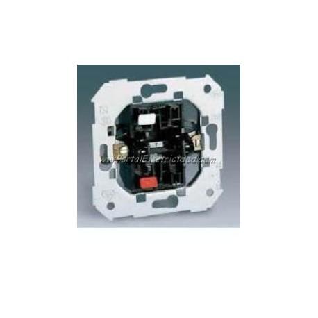mecanismo interruptor i con luminoso para series simon