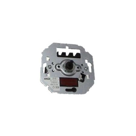 Regulador intensidad rotativo 500w para series simon - Regulador de intensidad ...