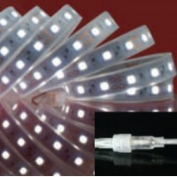 TIRA LED FLEXIBLE BLANCO CALIDO 9,6 W/M, IP65