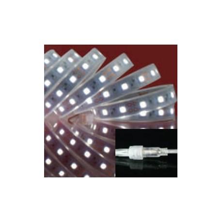 TIRA LED FLEXIBLE BLANCO CALIDO 9,6 W/M, IP65