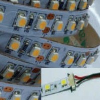 TIRA LED FLEXIBLE BLANCO CALIDO 19,2 W/M, IP20