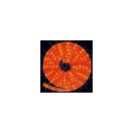 TIRA LED FLEXIBLE AMBAR 4,8 W/M, IP65