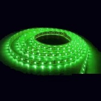 TIRA LED FLEXIBLE VERDE 4,8 W/M, IP65