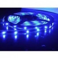 TIRA LED FLEXIBLE AZUL 4,8 W/M, IP65