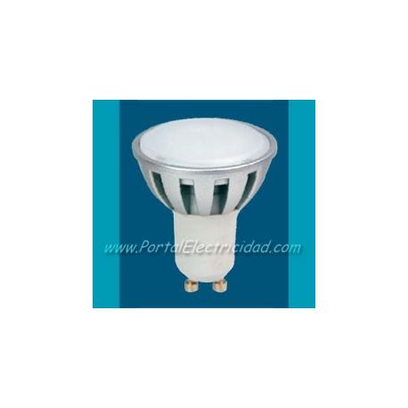 GU10 LED 6W , 220V LUZ NEUTRA