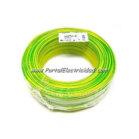 CABLE 1,5mm2 FLEXIBLE (200 mts)