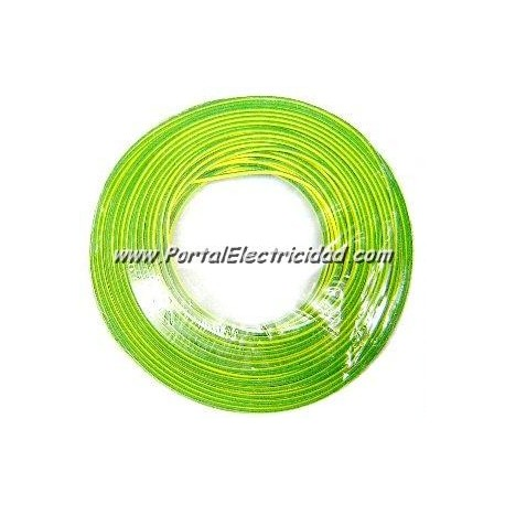 CABLE 16mm2 LIBRE HALOGENOS H07Z1-K 750V