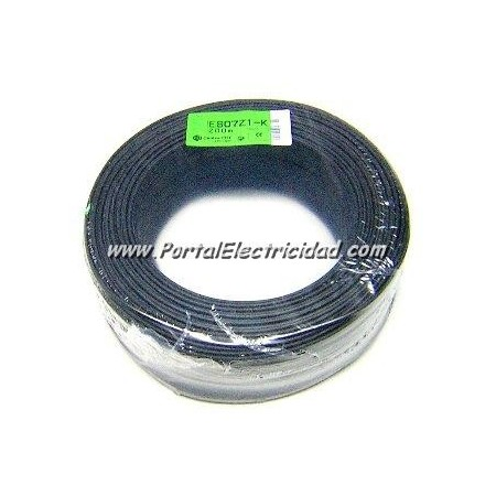 Cable 2 5mm2 unipolar cable libre de hal genos for Cable libre de halogenos 25mm