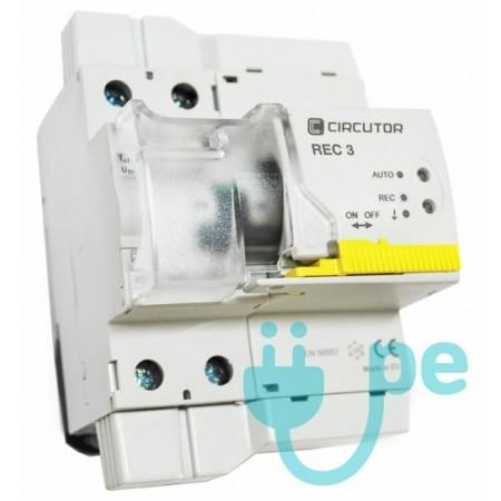 Interruptor diferencial rearme automatico 2 polos 63a 30ma for Diferencial rearme automatico