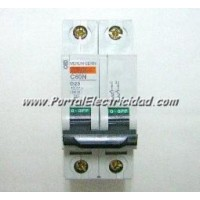 Automatico P.I.A. Retardado Especial para Motor 2P 16A D
