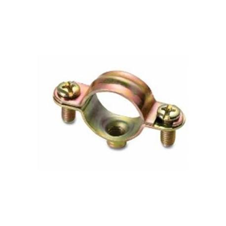ABRAZADERAS METALICAS PARA TUBO (METRICAS 16 a 32 mm)