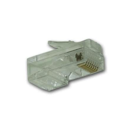 CONECTOR MACHO UTP RJ45 CAT.5