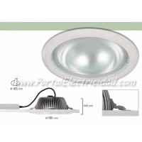 DOWNLIGHT LED 15W  CIRCULAR BLANCO