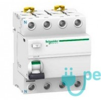Diferencial Contratacion Trifasica o Maquinaria Delicada 4 Polos 40A 30mA