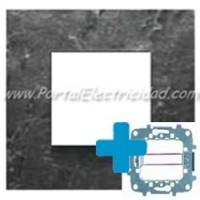 MARCOS NIESSEN ZENIT PIZARRA + BASTIDORES CON GARRAS (1 a 4 elementos)