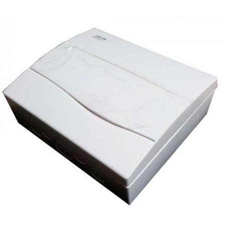 Caja de autom ticos de superficie para 12 polos cuadros for Caja cuadro electrico