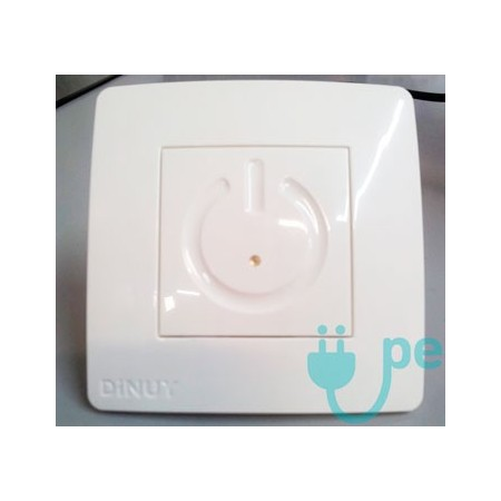 Comprar interruptor pulsador temporizado t ctil de luz - Llaves de luz rusticas ...