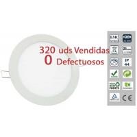 DOWNLIGHT LED 20W PLANO BLANCO