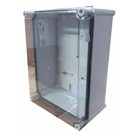 Cajas contadores electricos exterior materiales para la for Caja contador agua
