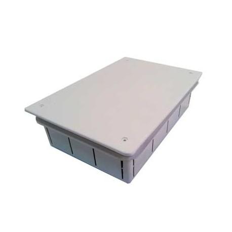 Caja de Empalmes de tornillos 200x130x50 mm