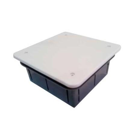 Caja de Empalmes de Tornillos 100x100x50 mm