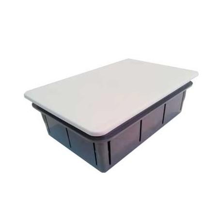 Caja de Empalmes con garras metálicas 200x130x50 mm