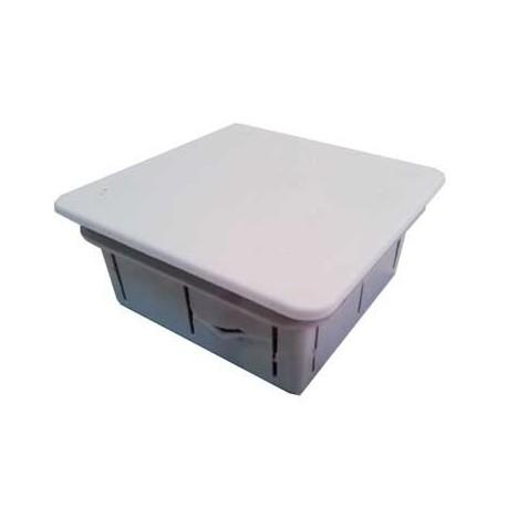 Caja de Empalmes con garras metálicas 100x100x50 mm