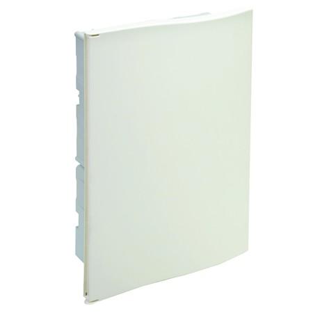 Caja de autom ticos para icp 28 m dulos con puerta for Caja cuadro electrico