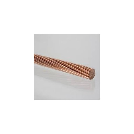 Cable Desnudo de Cobre 35mm