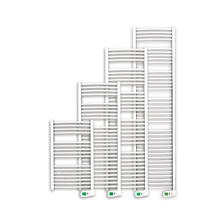 Comprar toallero electrico de bajo consumo rointe sygma blanco - Radiadores electricos bajo consumo ...