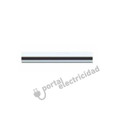 Manecilla Rotativa Metal Cromo de Empotrar Blanco Fontini DO