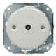 Interruptor-Conmutador de Empotrar Blanco Fontini DO