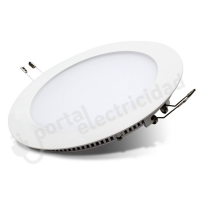 Downlight LED 6W - Blanco - Luz Neutra