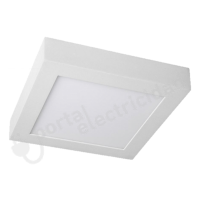 Panel LED Superficie 6W 6000K