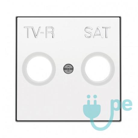Tapa Tv-R Niessen Sky Blanco Soft