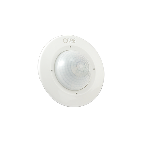 SENSOR + ADICIONAL para Detector de movimiento empotrable para techo DICROMAT +CR ORBIS