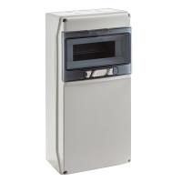 Caja Automaticos Estanca 9 Polos + Zona Bases Cetac IDE