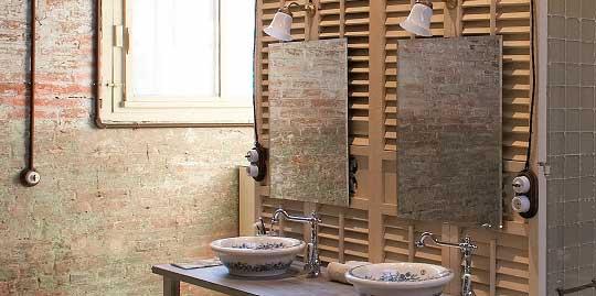Decoracion rustica todo para cocinas r sticas jardines y - Instalacion electrica superficie ...